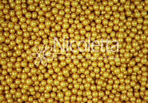 gold soft centre pearls