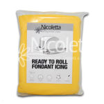 Nicoletta-Ready-to-Roll-Fondant-Yellow-(250g)