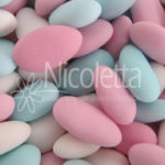 Pastel Mix Candy Coated Almonds