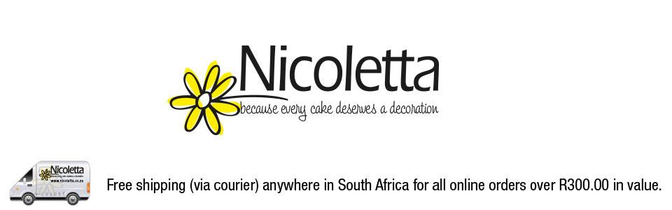 Logo nicoletta.co.za