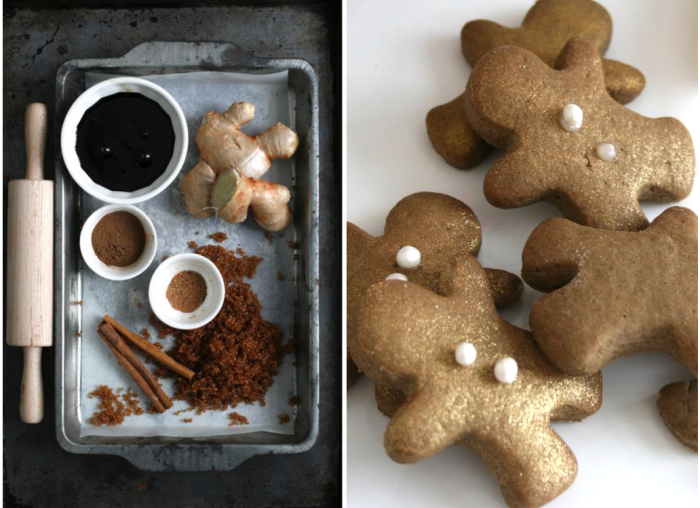 gingerbread pair
