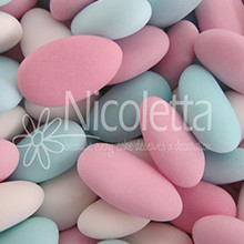 Sugar Almonds
