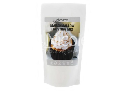 Marshmallow Frosting 190g - watermarked